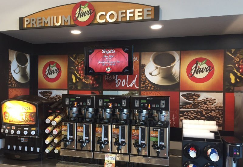Jaca Premium Coffee station